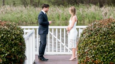 Married at First Sight NZ: Vicky leaves Andrew at final vows