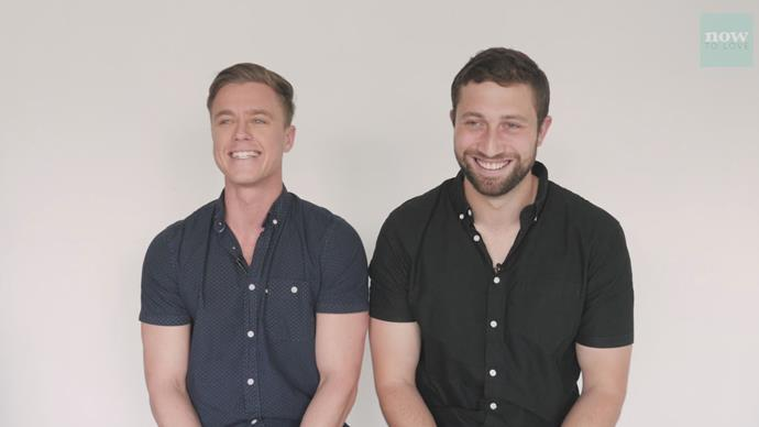 'I'm off desserts!' - Jaryd and Ben on their MKR adventure