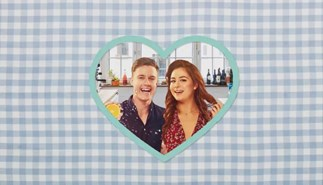 'It's been quite an interesting ride' - Jaryd opens up about his MKR romance