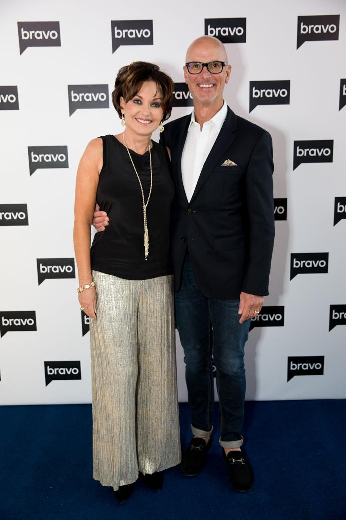 The Real Housewives of Auckland's Louise and Scott Wallace