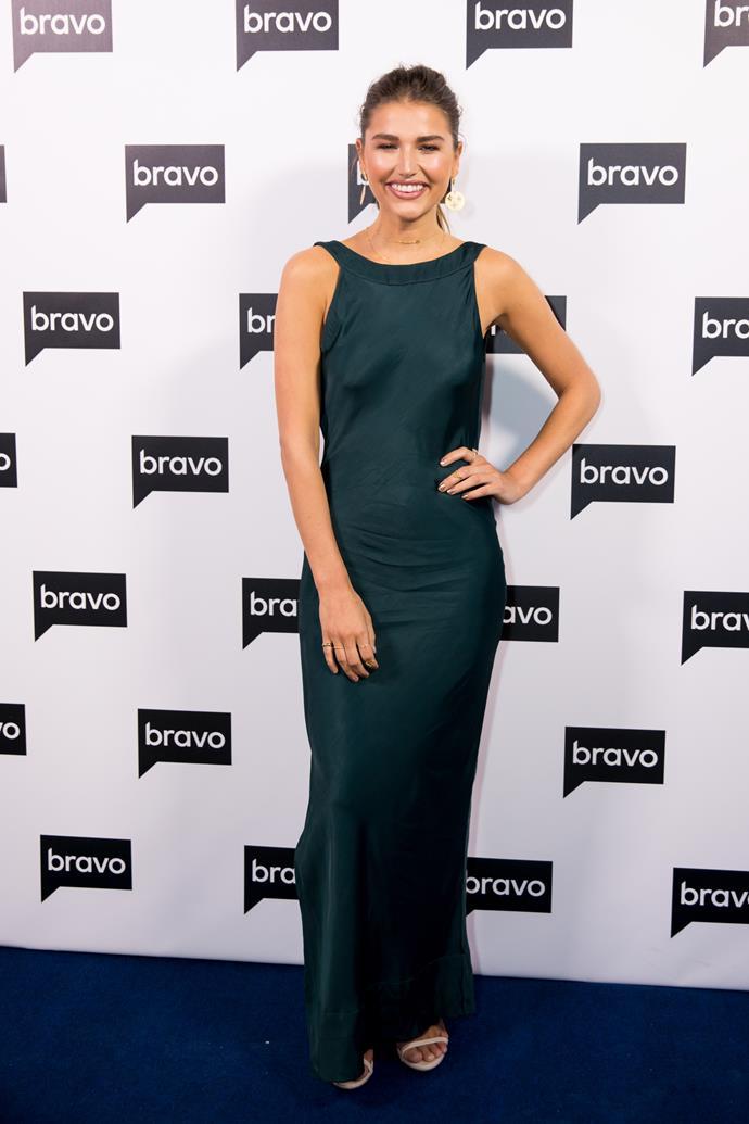 New Bravo host Cassidy Morris