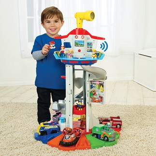 Win a Paw Patrol Life-Size Lookout Tower