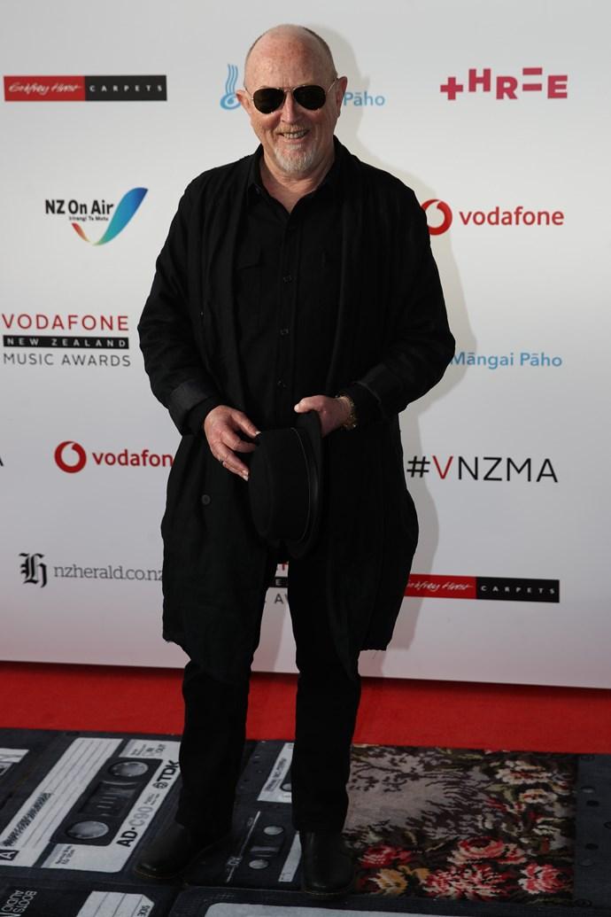 Kiwi music legend Dave Dobbyn