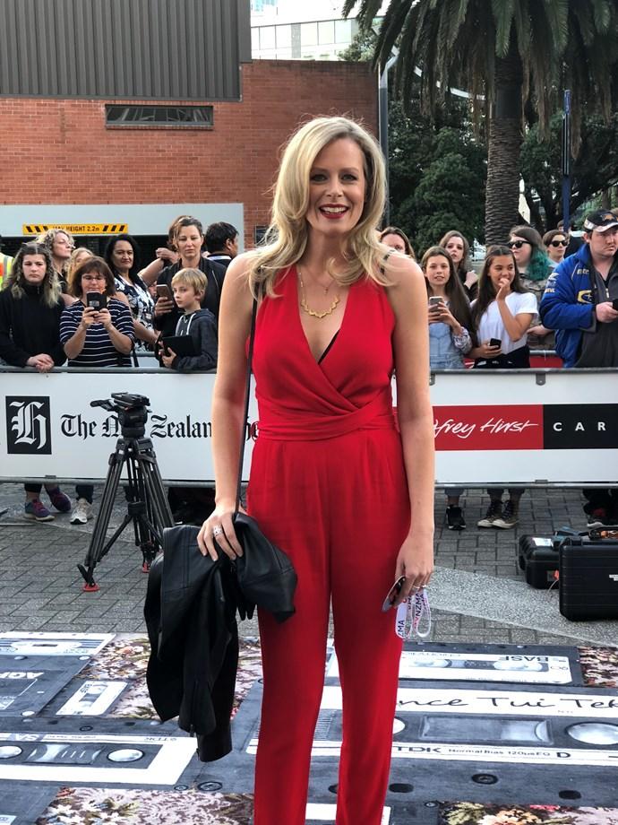 *The Block* co-host Shelley Ferguson