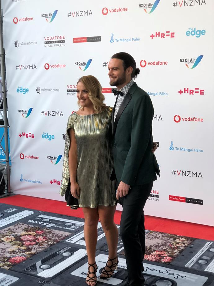 *Breakfast*'s Brodie Kane and her boyfriend Radio Live presenter Ryan Bridge