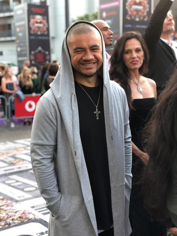 Ben Lummis, winner of the first New Zealand idol.