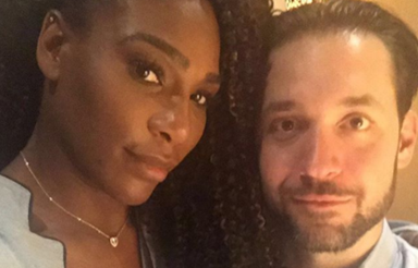 Serena Williams marries Alexis Ohanian in most magical 'Beauty and the Beast' ceremony
