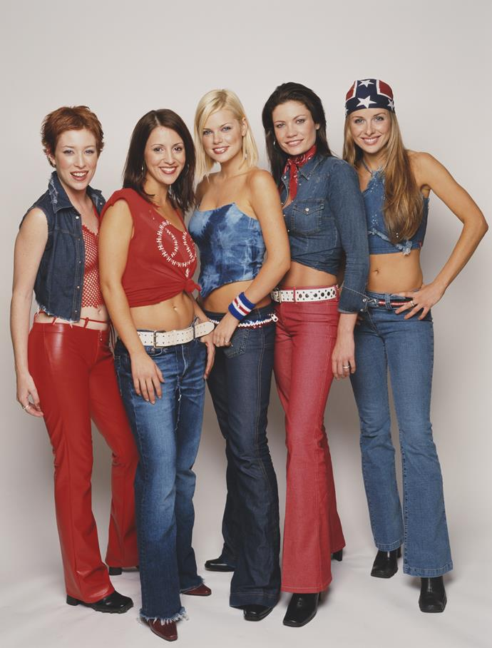 Do you remember Sophie from the Australian girl band Bardot? The band was formed in 1999 on the reality TV show *Popstars*. Their debut single *Poison* was a chart-topper.
