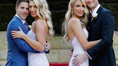 Sharon and Jonesy from MAFS Australia to star in Love Island