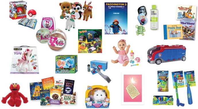 Win great Christmas gifts for kids!