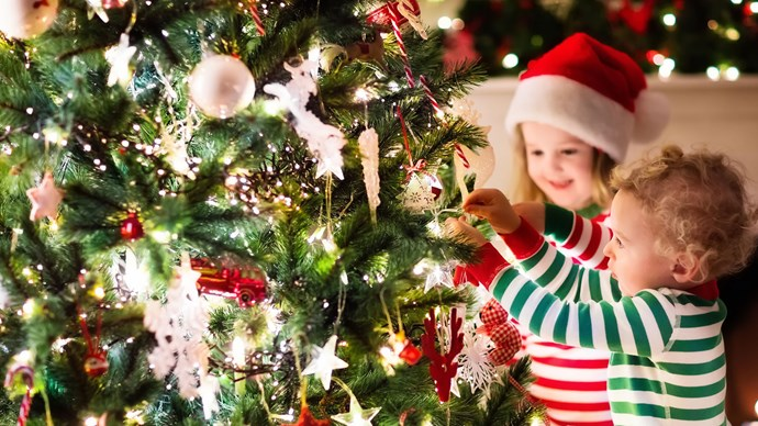 Why it's OK to put up your Christmas decorations up in November