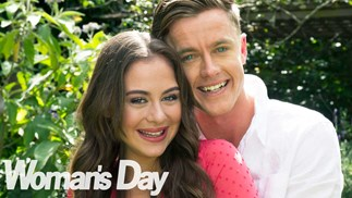 MKR NZ's Charlotte and Jaryd dish on their budding romance