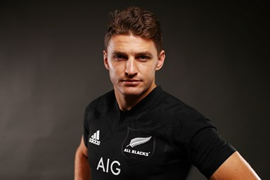 All Black pinup Beauden Barrett as you've never seen him before
