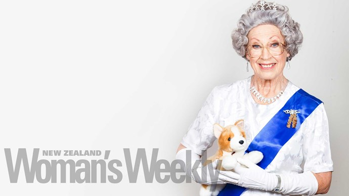 Meet the Queen's Kiwi impersonator