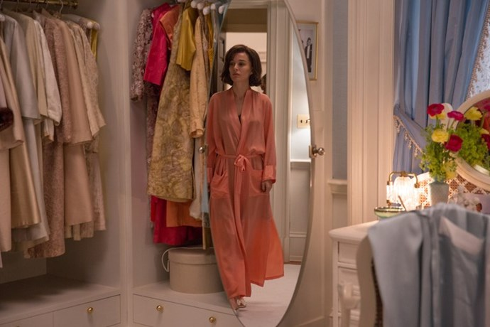 Portman playing the role of Jackie.