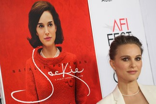 Natalie Portman on how she prepared for the role of Jackie