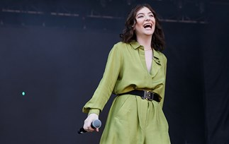 Lorde is on a collision course with Harry Styles