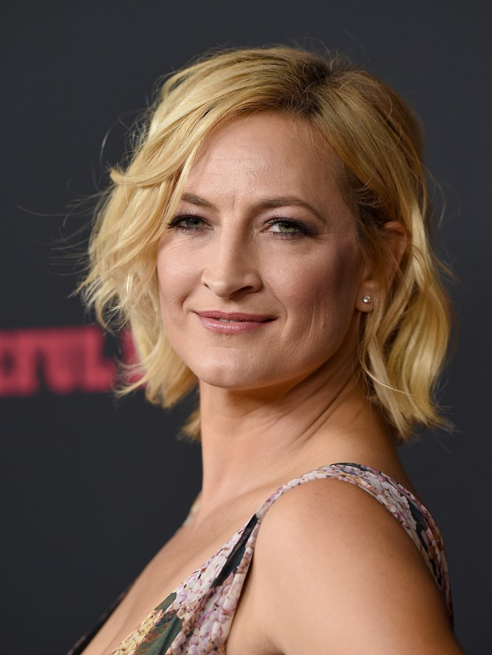 Zoë Bell encourages women to face their fears