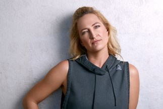 Zoë  Bell's workout schedule
