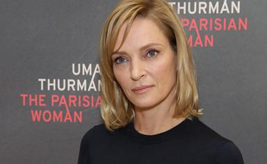 Uma Thurman hints that she was victimised by Harvey Weinstein