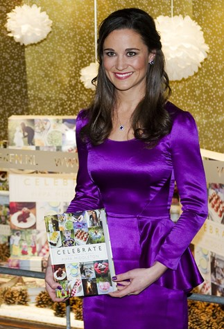 Pippa Middleton closes the company that manages her criticised party planning book