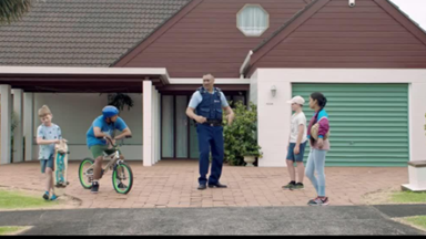 Hilarious NZ police recruitment video goes viral