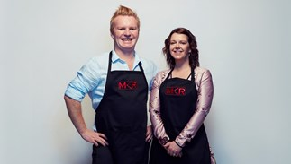 Chris and Bex crowned My Kitchen Rules champions