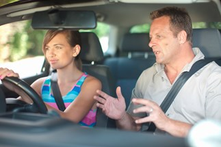 How you can help your teen pass their driver's license test
