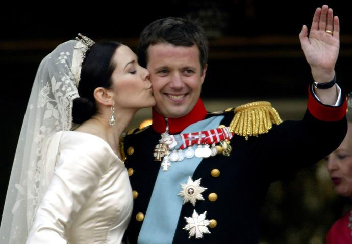 Australian Mary Donaldson met the Crown Prince of Denmark in a Sydney bar during the 2000 Olympics. They were married in 2004.