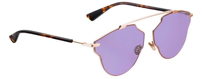 Sunglasses, $700, by Dior.