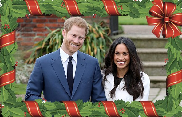 Meghan Markle's tips on hosting the perfect Christmas dinner