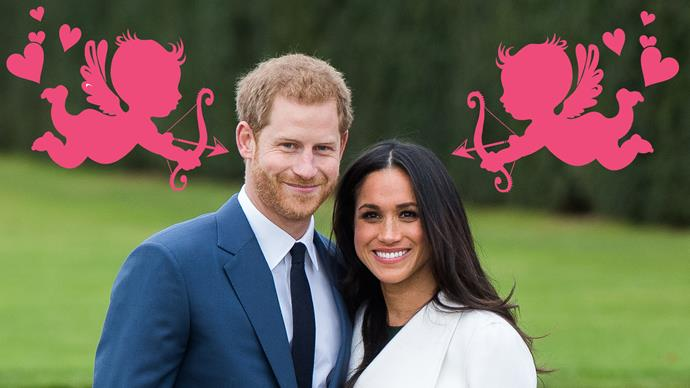 The pair have chosen to keep the identity of their matchmaker a secret.