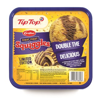 Win a Summer's worth of Tip Top ice cream