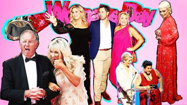 All the antics at The New Zealand Television Awards 2017