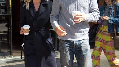 Well, holy Big Bang! Kaley Cuoco is engaged to Karl Cook
