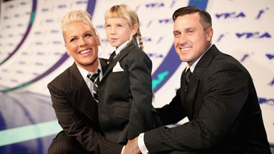 Pop singer Pink reveals she is raising her children gender neutral