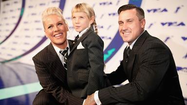 Pop singer Pink reveals she is raising her children gender neutral