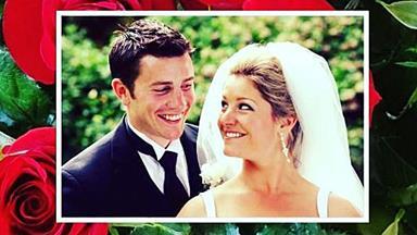Happy Anniversary! Toni Street shares throwback wedding photo