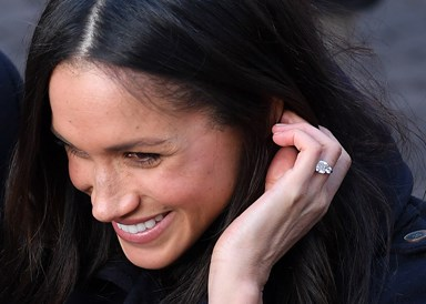 Why there's no chance you'll get your hands on a replica of Meghan Markle's engagement ring