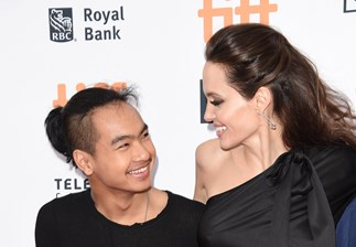 Angelina Jolie's son Maddox opens up about working with his mum