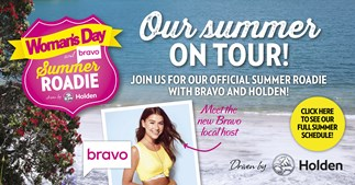 Join our Summer Roadie with Bravo, Holden and Cassidy Morris!