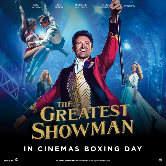 Win tickets to The Greatest Showman NZ Gala Screening!