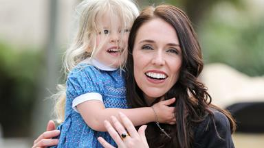 Jacinda Ardern's niece helps with Christmas card to The Queen