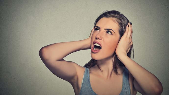 Too much whining is bad for your health