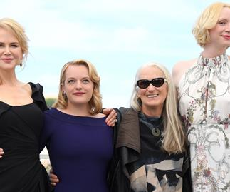 Nicole Kidman, Elisabeth Moss Jane Campion Gwendoline Christie Top Of The Lake: China Girl