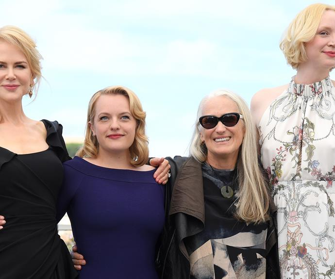 Nicole Kidman, Elisabeth Moss Jane Campion Gwendoline Christie Top Of The Lake: China Girl