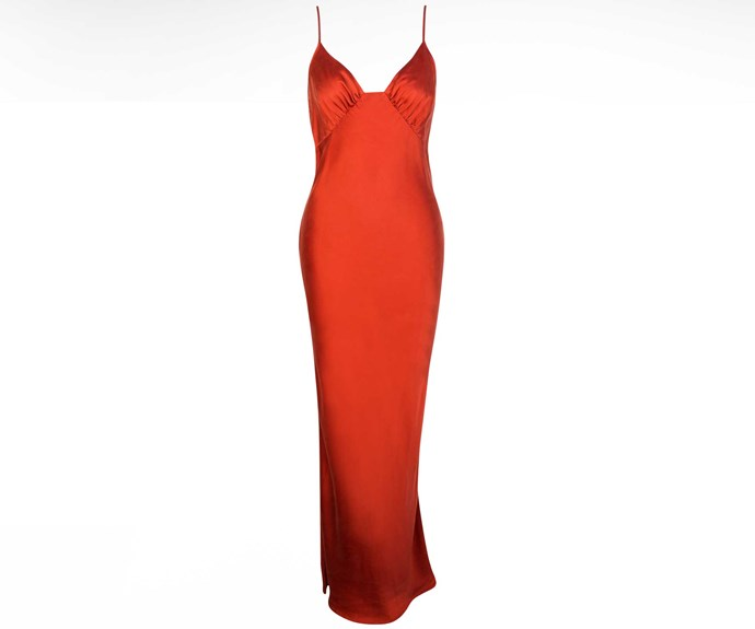 Dress, $340, by Lonely.