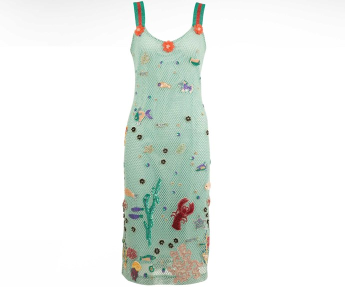 Dress, $759, by Trelise Cooper.