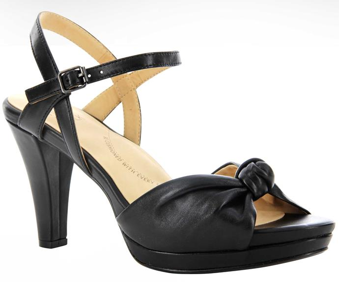 Heels, $260, by Ziera.