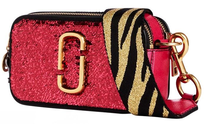 Marc Jacobs bag, $759, from Workshop.